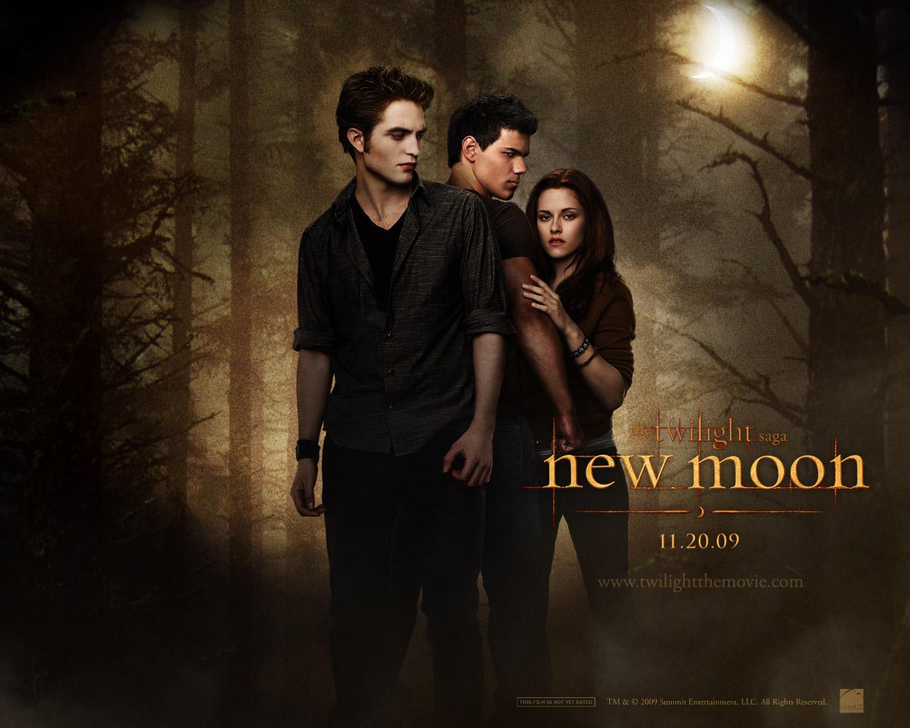 weekend movie reviews new moon midnight freak